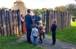 Warrior school at Navan Fort