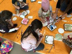 Artist Led Art Class - FE McWilliam Gallery